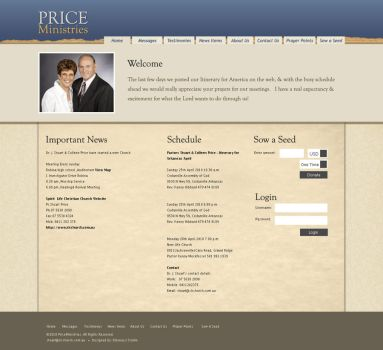 Price Ministries by sweetierika
