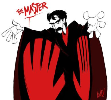 The Master by AndrewDickman by mst3k