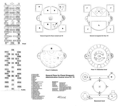 General views and floor plans- A-Central by mdbruffy