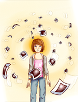 My name is Max Caulfield by FairyCompass
