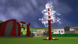 MMD - Red Alert 1 Tesla Coil Download by Metalmiku2