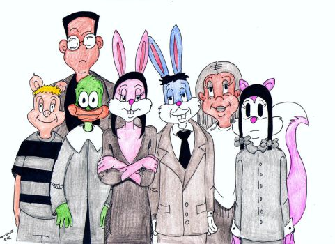 Tiny Toons Family Snap Snap by skyvolt2000