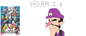 Waluigi's Thoughts on SSBU by SCP-096-2