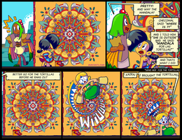 19 Mandala by FlintofMother3