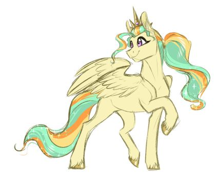 Comm: SunLestia custom design by Vindhov