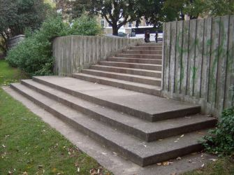 Stratford 3 Stairs by morbidxstock