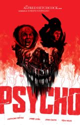 Psycho Poster by cheshirect