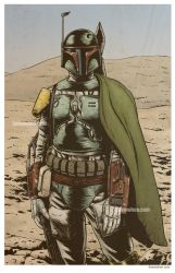 The Good The Bad and the Fett by nguy0699