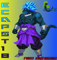 Character Bio: EcapsT18 - 2015 Edition by SpaceG92