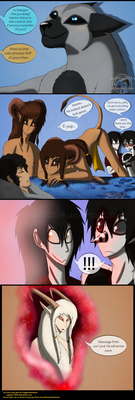 Adventures With Jeff The Killer - PAGE 114 by Sapphiresenthiss