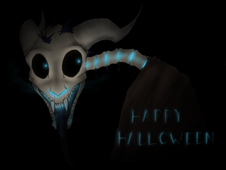 Happy Halloween 2014 by CoffeeAddictedDragon