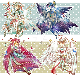 (CLOSED!) Misc Adopts 3 by SymFay