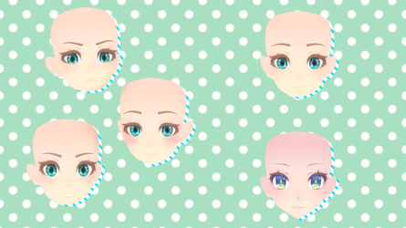 TDA Face Edit Download - Merry Christmas! by LenKagamine363