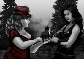 The Truce by LadyMerrethsAuthor