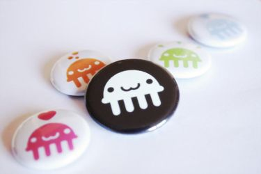 JELEE buttons set by newbee-work