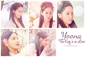 Yoona // The King is in Love by EnchantBlossom