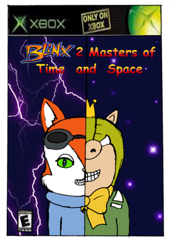 Masters of Time and Space by Blinx2000