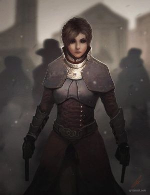 Order: 1886 fanart by dr-grizscald