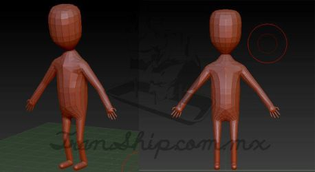 Proyecto Chocolate 3D by Tranship