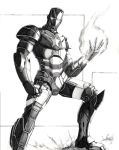 Iron Patriot by LivioRamondelli
