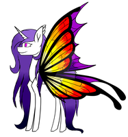 Lilly Queen Of Flutter's by MidNightFlyer53