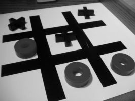 Tic Tac Toe by pyro3025