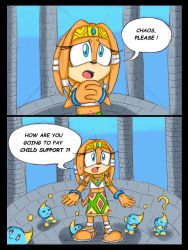 Sonic Fail: 8 - Chaoldren by RiotaiPrower