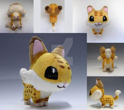 Harvest Moon Bobcat Prototype by WhittyKitty