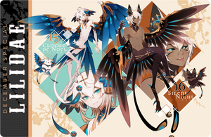 Lilidae 15-16 Auction [CLOSED] by hen-tie