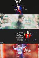 . PSD // 200 DAYS WITH AARON KWOK PACK#1 BY LEETM by LeeTM