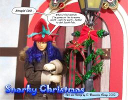 Snarky Christmas 2012 Page 3 by cbgorby
