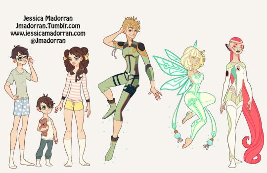 Character Design - Peter Pan by MeoMai