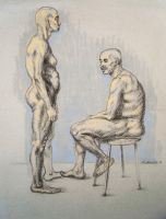 Figure Drawing1 by AncientSources