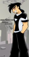 Dan Phantom-Human disguise by Windstorm1