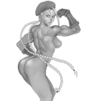 Cammy Commission by DJOK3
