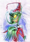 Grinch 2018 by Tarraccas