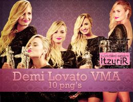 DemiLovatopng by ItzyriB