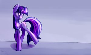 Twilight Texture Practice by DarkFlame75