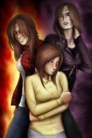 Multiple Personality Disorder by Allegro-Designs