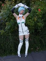 Ayanami Rei by black---butterfly