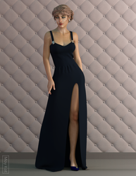 The dress by MoyKot