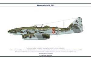 Me 262 JV44 2 by WS-Clave
