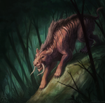 Alurian Wildlife - The Ustaska by LauralienArt