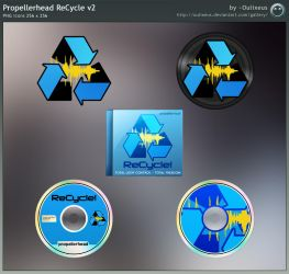 Propellerhead ReCycle v2 by Oulixeus