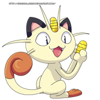 My Favorite Normal Type 2014- Meowth