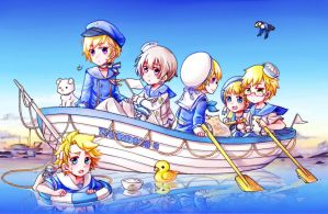 sailor nordics by inpninqni