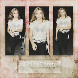 Photopack 2115 - Chloe Moretz by southsidepngs