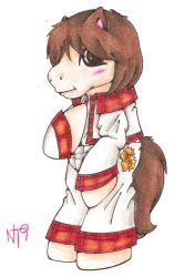 MLP Bay City Rollers: Alan by Neotokyo9