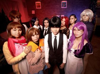 Tokyo Ghoul: The 11th Ward by shien7aries