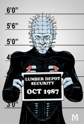 Usual Suspect - Pinhead by b-maze